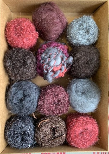 Adele's mohair giftbox - Dana's choice