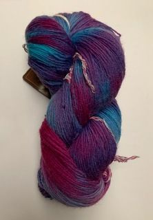 Araucania Ranco - Purples and blues