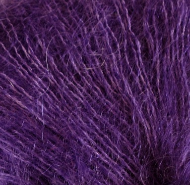 Austermann Kid Silk - Royal Purple