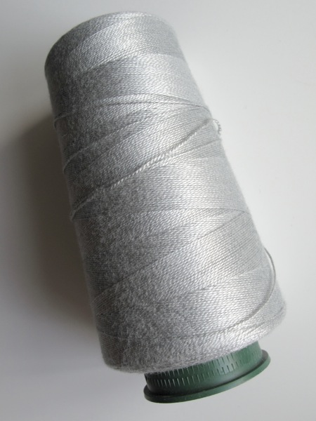Bamboo Lace - Silver grey
