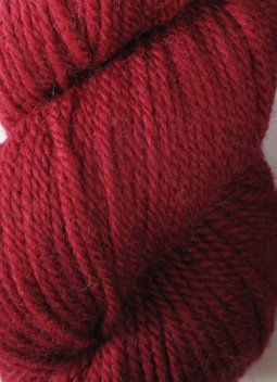 Brigantia Luxury Aran - Cardinal Red