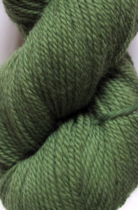 Brigantia Luxury Aran - Grass green