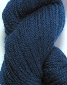 Brigantia Luxury Aran - Teal Blue