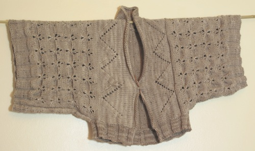 Butterfly Kimono Shrug Pattern Pattern Available In
