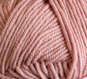 Debbie Bliss Baby Cashmerino - Dusty pink