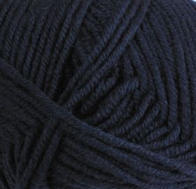 Debbie Bliss Baby Cashmerino - Navy blue