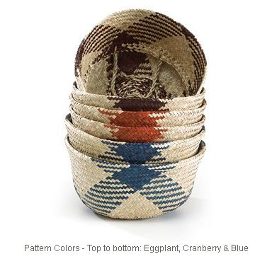 Lanternmoon Rice Basket - Medium