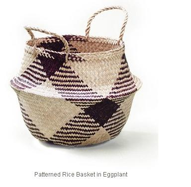 Lanternmoon Rice Basket - Small