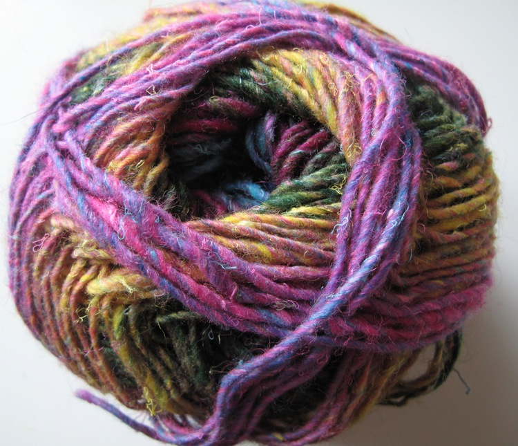 NORO silk garden  4 ply - colour 87