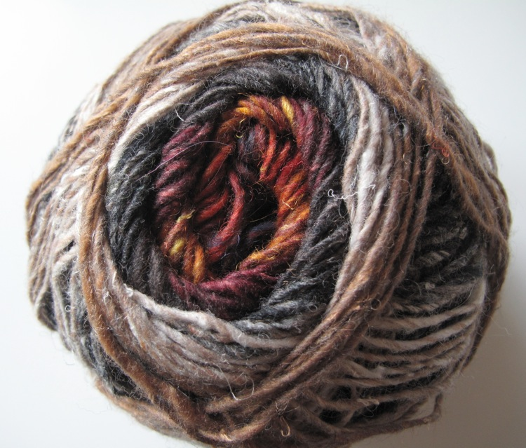 NORO silk garden 4ply - colour 349