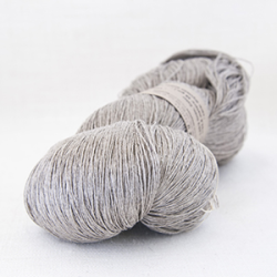 Pure linen - Natural Grey