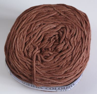 Vinnis Nikkim cotton - Chestnut