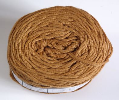 Vinnis Nikkim cotton - Golden Brown
