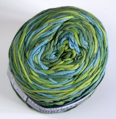 Vinnis Nikkim cotton - Green mix