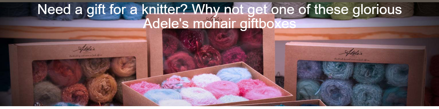 Adele''s mohair gift boxes